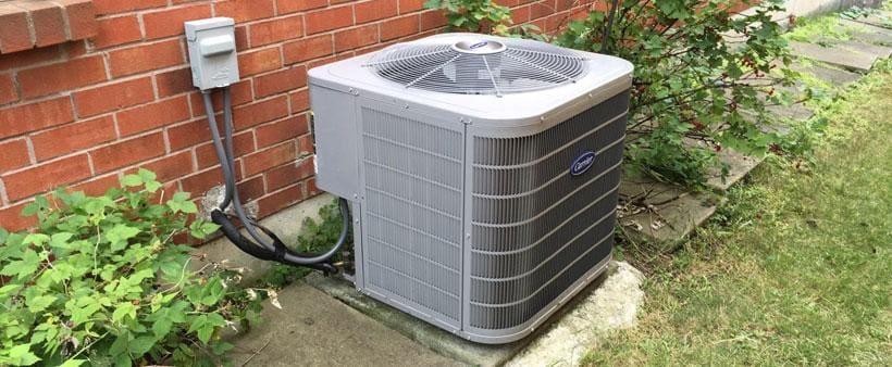 AC condenser